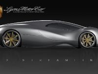 2015 Lyons Motor Car LM2 Streamliner
