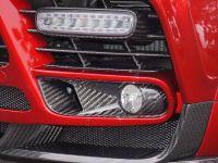 2015 MANSORY Porsche Cayenne Turbo S
