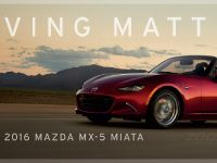 2015 Mazda Drive Matters Campaign