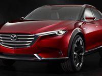 2015 Mazda KOERU Concept