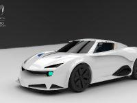 2015 Mean Metals M-Zero Supercar