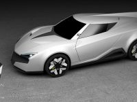 2015 Mean Metals M-Zero Supercar