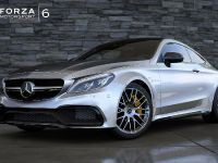 2015 Mercedes-AMG C63 S Coupe for Forza Motorsport 6