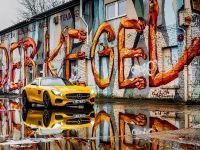 2015 Mercedes-Benz AMG GT S in Berlin