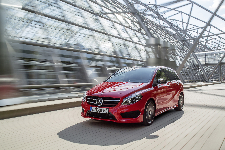 2015 Mercedes-Benz B-Класса - Цена £22 575 Заявок - фотография №7