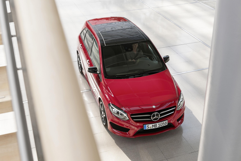 2015 Mercedes-Benz B-Класса - Цена £22 575 Заявок - фотография №10