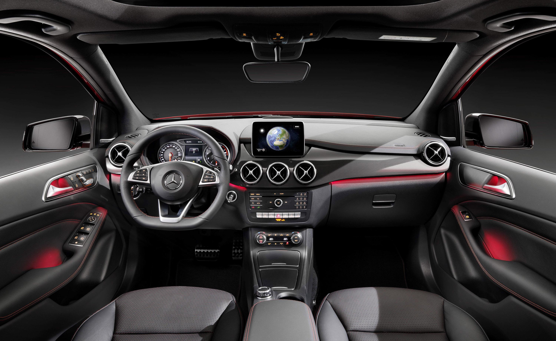2015 Mercedes-Benz B-Класса - Цена £22 575 Заявок - фотография №14