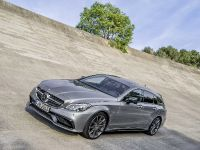 2015 Mercedes-Benz CLS and CLS Shooting Brake