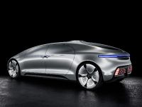 2015 Mercedes-Benz F 015 Luxury in Motion concept