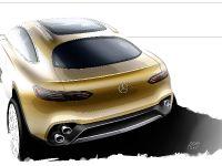 2015 Mercedes-Benz GLC Coupe Concept