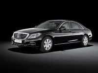 2015 Mercedes-Benz S 600 Guard