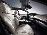 2015 Mercedes-Benz S 600