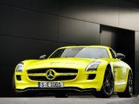 2015 Mercedes-Benz SLS AMG E-CELL