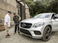 2015 Mercedes-Benz Vehicles in Jurassic World