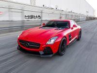 2015 MISHA Mercedes-Benz SLS AMG