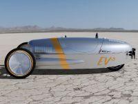 2015 Morgan EV3 Concept