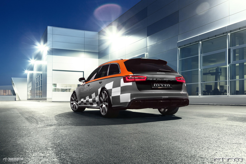 2й автомобиль МТМ от Ауди представленный на Женевском автосалоне - фотография №4