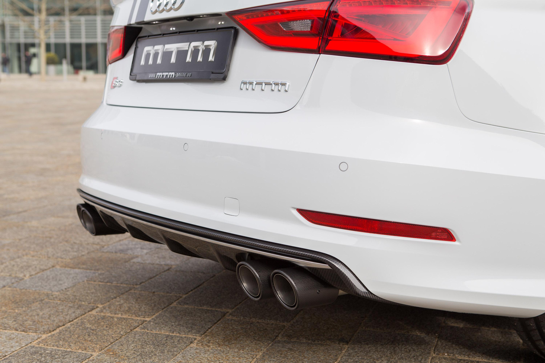 3й автомобиль МТМ от Ауди представленный на Женевском автосалоне - фотография №12