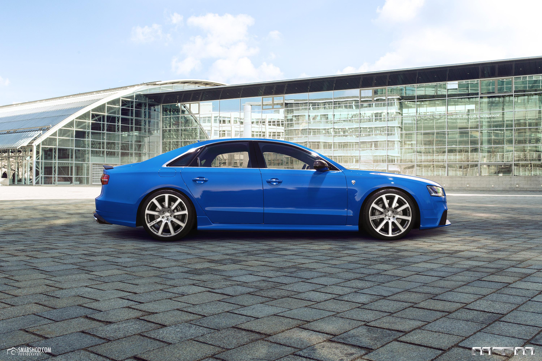 1й автомобиль МТМ от Audi представленный на Женевском автосалоне - фотография №4