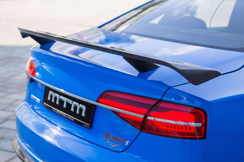 1й автомобиль МТМ от Audi представленный на Женевском автосалоне - фотография №9