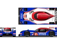 2015 Nissan GT-R LM NISMO No21