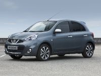 2015 Nissan Micra N-TEC