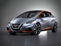2015 Nissan Sway Concept