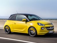 2015 Opel ADAM with Easytronic 3.0