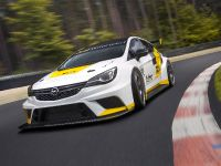 2015 Opel Astra TCR