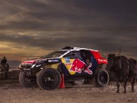 2015 Peugeot 2008 DKR