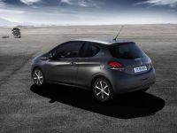 2015 Peugeot 208 Ice Silver