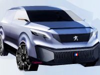 2015 Peugeot Le Bistro du Lion Food Truck