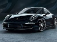 2015 Porsche 911 Carrera Black Edition