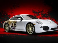 2015 Porsche 911 Carrera by Adidas