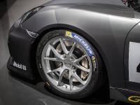 2015 Porsche Cayman GT4 Clubsport