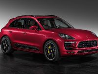 2015 Porsche Exclusive Macan Turbo