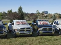 2015 Ram 2500 and 3500 HD