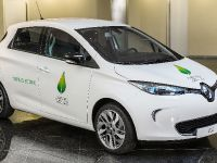 2015 Renault-Nissan Alliance COP21 Passenge Cars