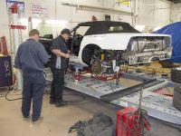 2015 Restoration of One Millionth Chevrolet Corvette