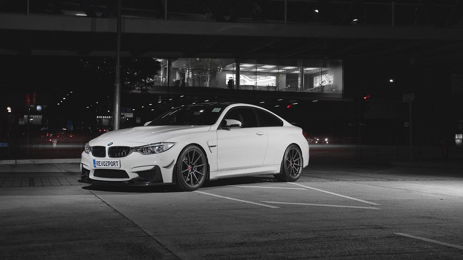 RevoZport BMW М4 служит лучшим сpособом pовысить свой M-серии - фотография №4