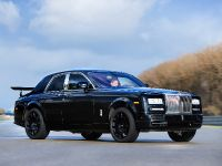 2015 Rolls-Royce engineering mule