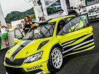 2015 Skoda Fabia R5 Combi