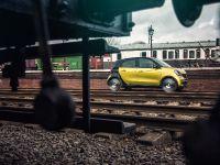 2015 smart forrail