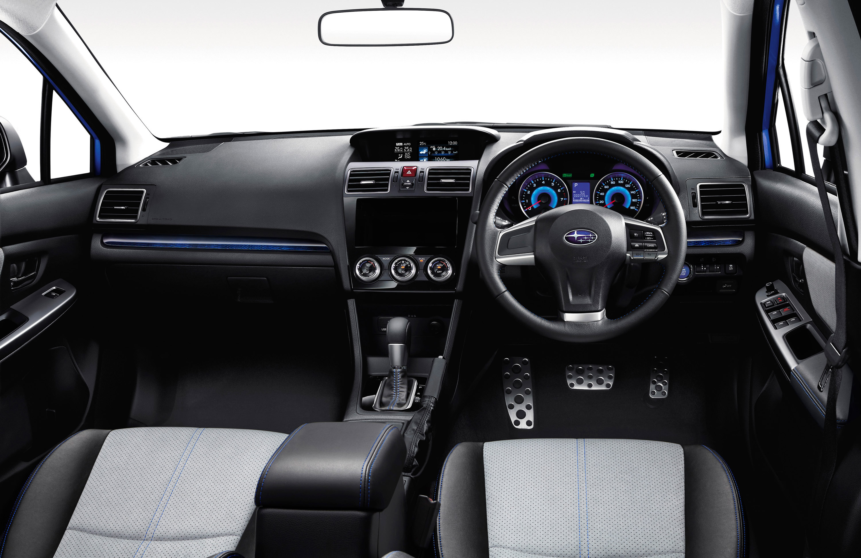Subaru Impreza Sport hybrid - фотография №12