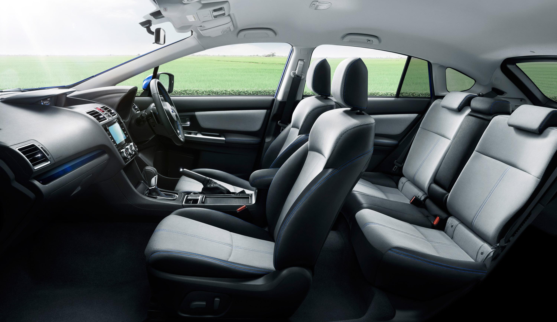 Subaru Impreza Sport hybrid - фотография №15