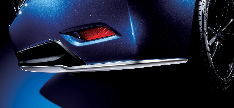 Subaru Impreza Sport hybrid - фотография №20