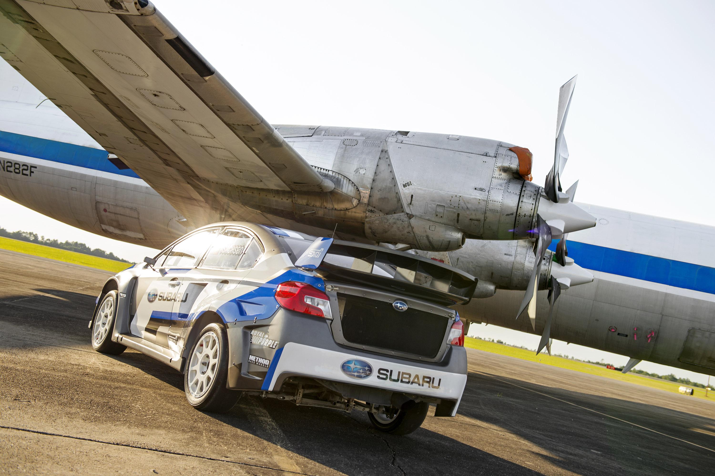 Subaru Team готова к тестированию VR15x - фотография №9