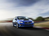 2015 Subaru WRX STI Launch Edition