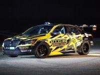 Tanner Foust debuts Rockstar Energy Drink / Nitto Tire VW Passat