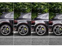 2015 TECHART Porsche Air Suspension Module